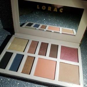 LE Lorac The Getaway Eyeshadow Palette